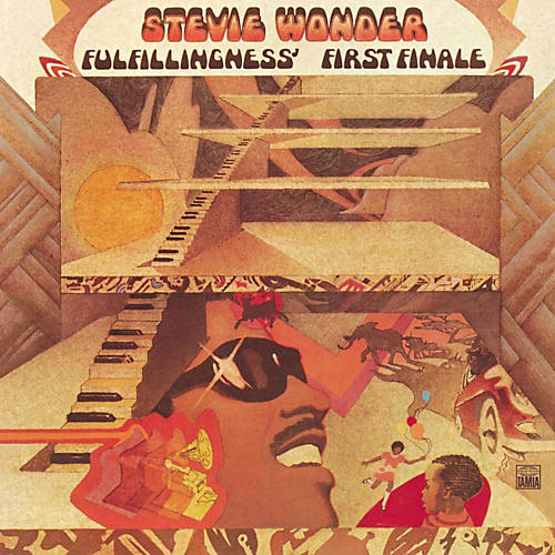 Universal Music Group Stevie Wonder - Fulfillingness' First Finale [Vinyl LP]