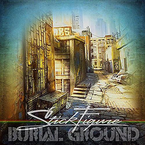 Alliance Stick Figure - Burial Ground