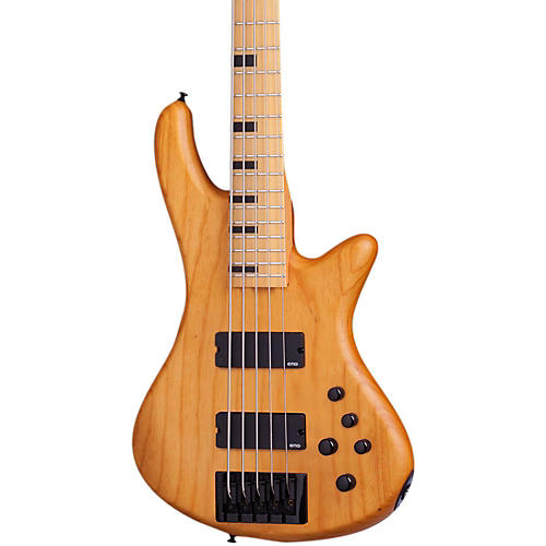 Schecter Guitar Research Stiletto-5 Session 5 String Electric Bass Guitar
