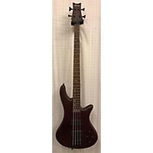 Schecter Guitar Research Stiletto Custom 4 String Electric Bass Guitar