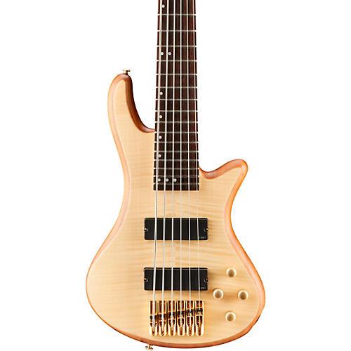 Schecter Guitar Research Stiletto Custom 6 6-String Bass Guitar