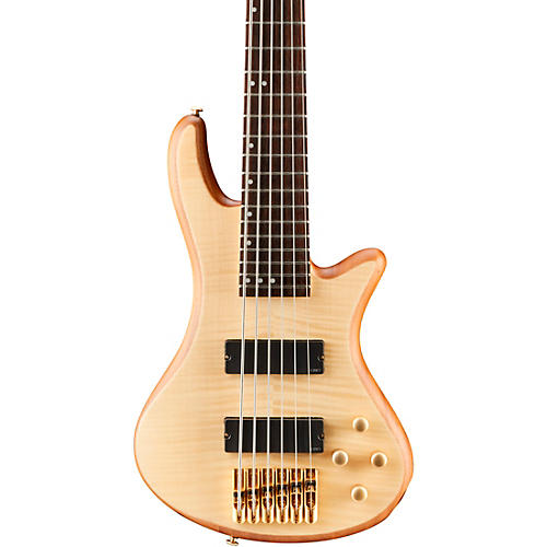 Schecter Guitar Research Stiletto Custom 6 6-String Bass Guitar