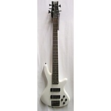 Schecter Guitar Research Stiletto Deluxe 5 String Electric Bass Guitar