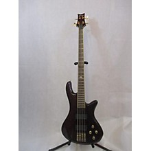 Schecter Guitar Research Stiletto Elite 4 String Electric Bass Guitar