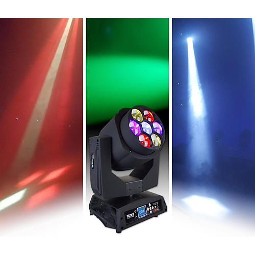 Blizzard Stiletto I7 RGBW 7 x 15W LED Moving Head