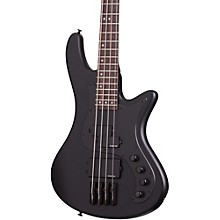 Schecter Guitar Research Stiletto Stealth-4 Electric Bass Guitar
