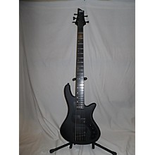 Schecter Guitar Research Stiletto Stealth 5 Electric Bass Guitar