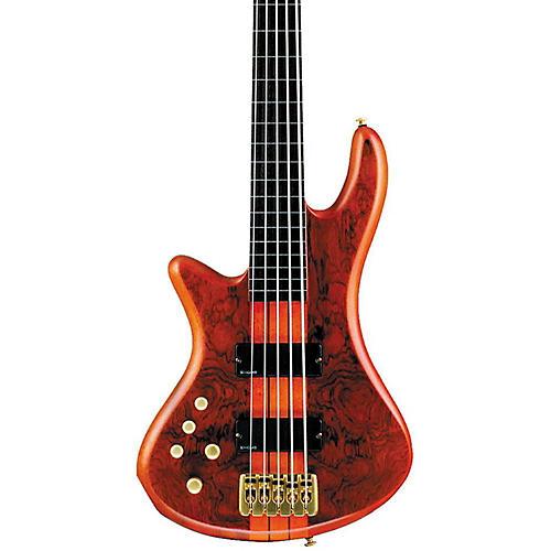 Schecter Guitar Research Stiletto Studio-5 Left-Handed Bass
