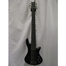 Schecter Guitar Research Stiletto Studio 6 String Electric Bass Guitar