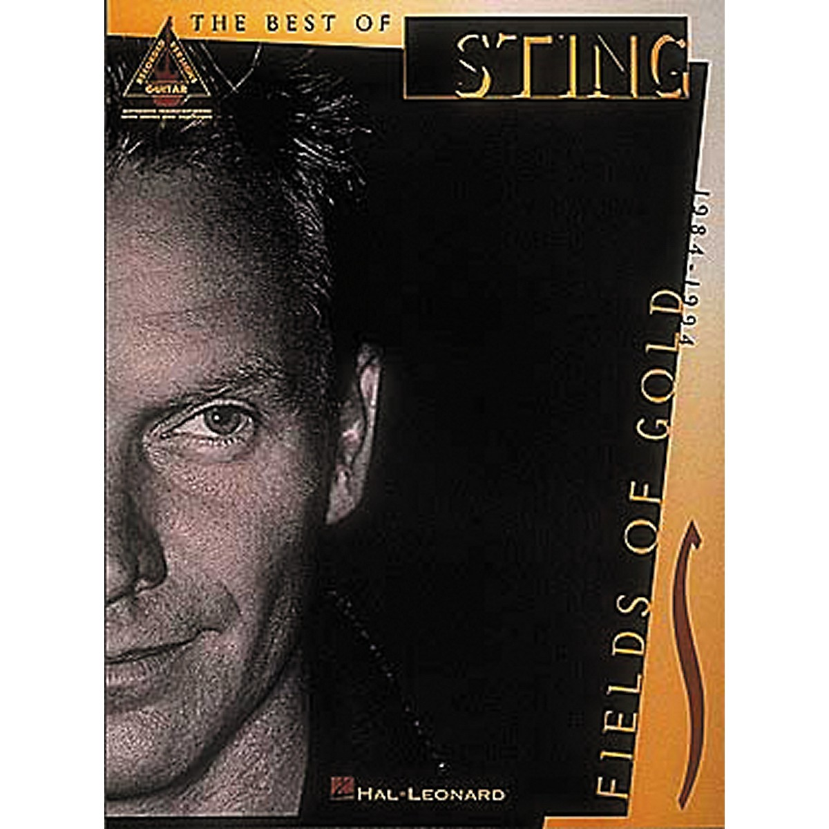Hal Leonard Sting Fields of Gold Guitar Tab Songbook