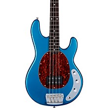StingRay Classic Ray24 Rosewood Fingerboard Electric Bass Toluca Lake Blue