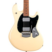 StingRay RS Maple Fingerboard Electric Guitar Aged Buttercream