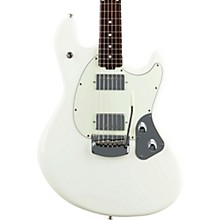 StingRay RS Rosewood Fingerboard Electric Guitar Ivory White