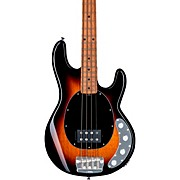 StingRay Ray34 Maple Fingerboard Electric Bass Vintage Sunburst