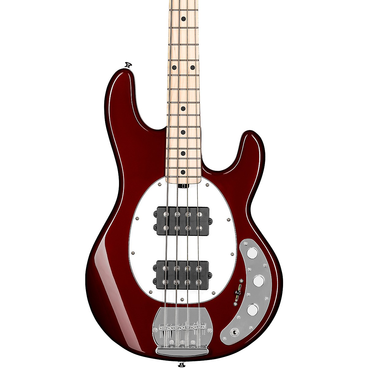 Sterling by Music Man StingRay Ray4HH Maple Fingerboard Electric Bass