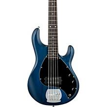 StingRay Ray5 5-String Electric Bass Transparent Blue