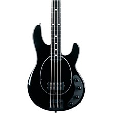 StingRay Special H Ebony Fingerboard Electric Bass Jet Black