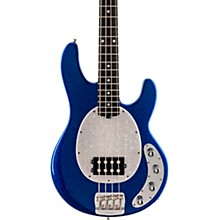 StingRay Special H Ebony Fingerboard Electric Bass Tectonic Blue Sparkle