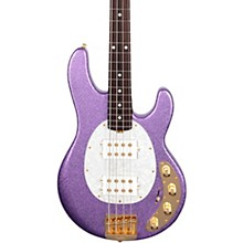 StingRay Special HH Rosewood Fingerboard Electric Bass Amethyst Sparkle