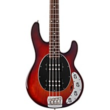 StingRay Special HH Rosewood Fingerboard Electric Bass Burnt Amber