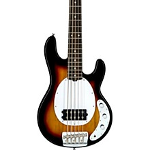 StingRay5 Classic Rosewood Fingerboard 5-String Electric Bass 3-Tone Sunburst