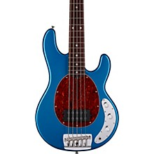 StingRay5 Classic Rosewood Fingerboard 5-String Electric Bass Toluca Lake Blue