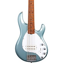 StingRay5 Special H Maple Fingerboard Electric Bass Firemist Silver