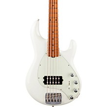 StingRay5 Special H Maple Fingerboard Electric Bass Ivory White