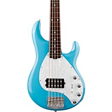 StingRay5 Special H Rosewood Fingerboard Electric Bass Chopper Blue