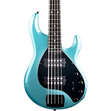 StingRay5 Special HH Ebony Fingerboard Electric Bass Aqua Sparkle