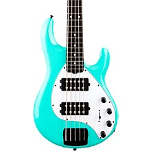 StingRay5 Special HH Ebony Fingerboard Electric Bass Cruz Teal