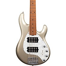 StingRay5 Special HH Maple Fingerboard Electric Bass Ghostwood