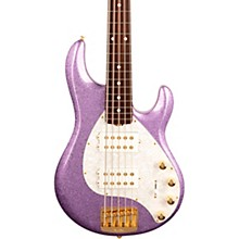 StingRay5 Special HH Rosewood Fingerboard Electric Bass Amethyst Sparkle