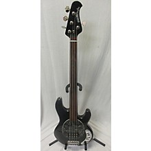 Ernie Ball Music Man Stingray 4 String Fretless Electric Bass Guitar