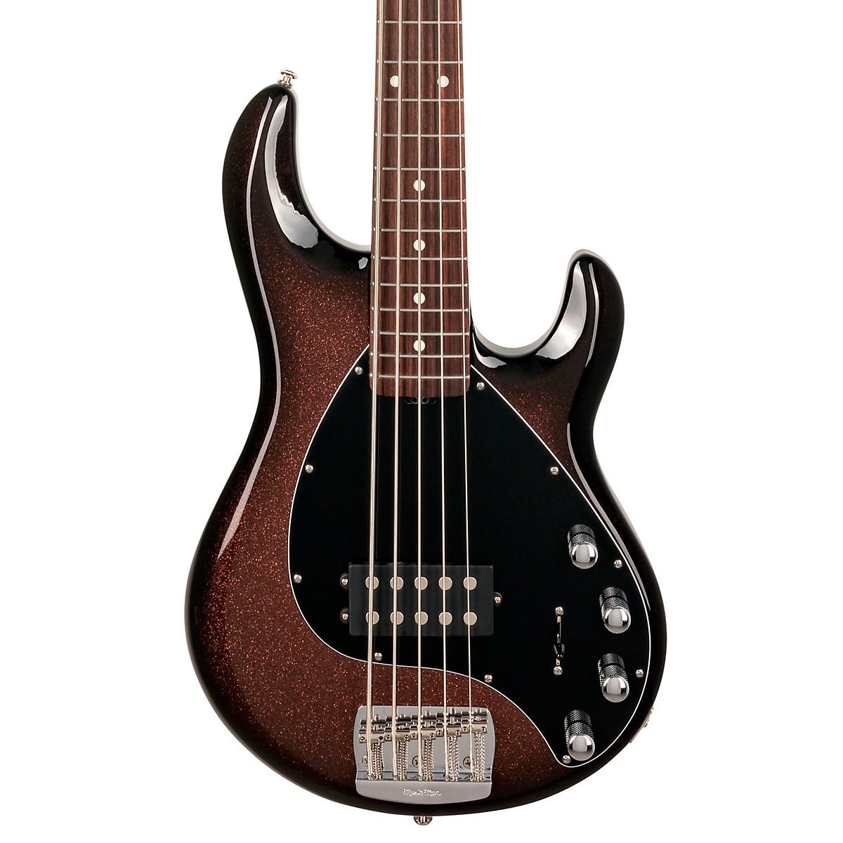 Ernie Ball Music Man Stingray 5 BFR 5-String Bass