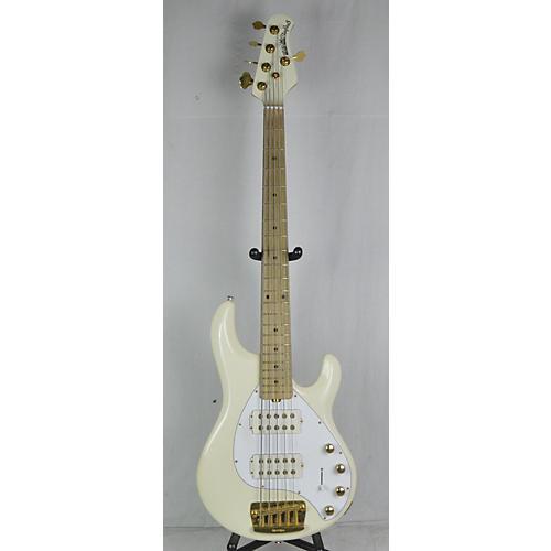 Ernie Ball Musicman Stingray : used ernie ball music man stingray 5 hh electric bass guitar white guitar center ~ Vivirlamusica.com Haus und Dekorationen