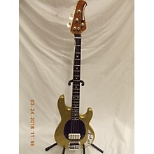 Ernie Ball Music Man Stingray Classic Deluxe 4 String Electric Bass Guitar
