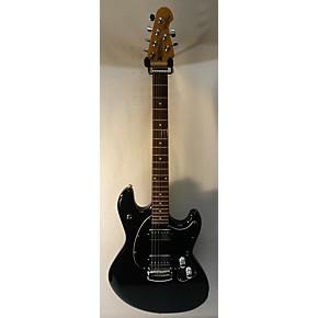 used ernie ball music man stingray guitar solid body electric guitar black guitar center. Black Bedroom Furniture Sets. Home Design Ideas