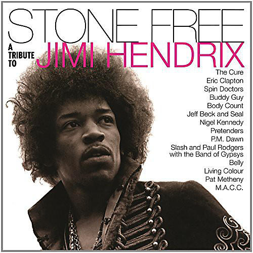 Alliance Stone Free a Tribute to Hendrix