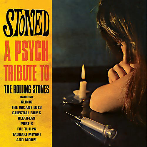Alliance Stoned - a Psych Tribute to the Rolling Stones - Stoned - A Psych Tribute To The Rolling Stones / Various