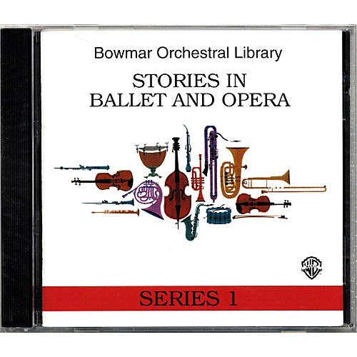 Alfred Stories in Ballet and Opera CD