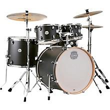 Storm Rock 5-piece Drum Set Ebony Blue Grain