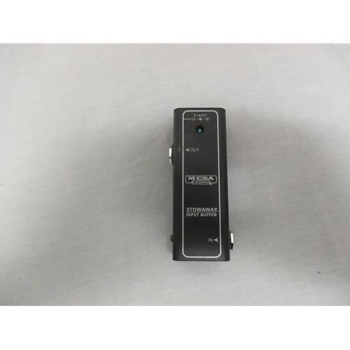 Mesa Boogie Stowaway Input Buffer Effect Pedal