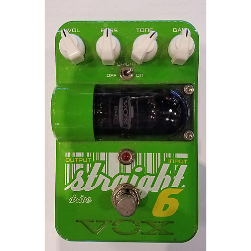 Vox Straight 6 Effect Pedal
