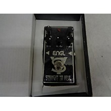 Engl Straight To Hell Vs10 Effect Pedal