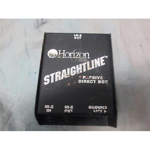 Rapco Horizon Straightline Direct Box