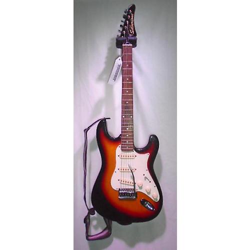 Silvertone Strat Copy Solid Body Electric Guitar