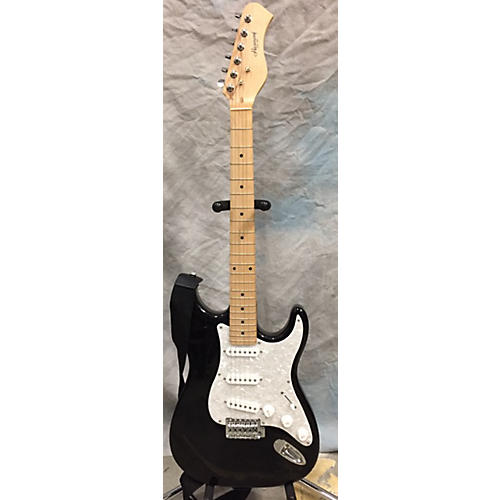 used harmony strat style solid body electric guitar guitar center. Black Bedroom Furniture Sets. Home Design Ideas