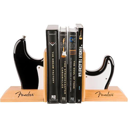 Fender Stratocaster Bookend  - Black