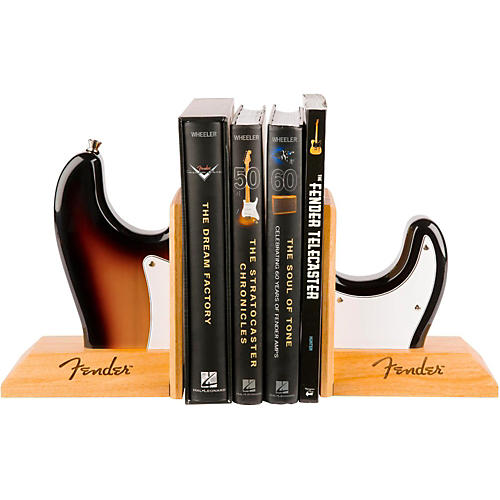 Fender Stratocaster Bookend  - Sunburst